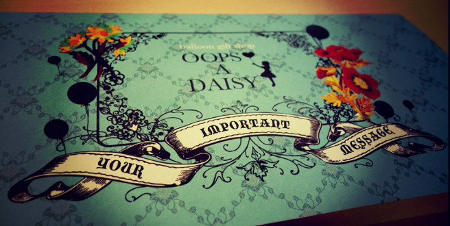 OOPS-A-DAISY