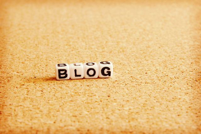 ブログ文字